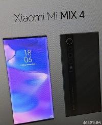 小米MIX 4曝光:环绕屏要来了?
