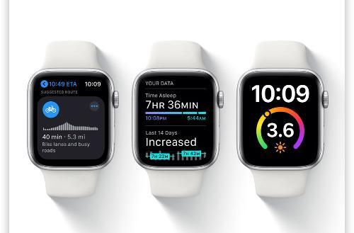 苹果watchOS 7正式版发布:加入新表盘 / 洗手检测等新功能