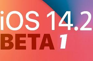 苹果发布iOS/iPadOS 14.2更新首个beta版本