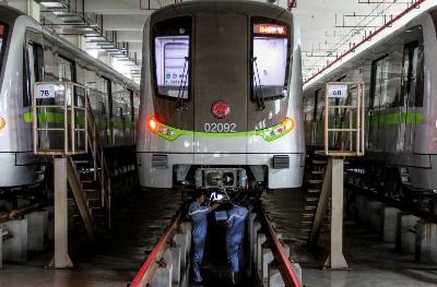 """全球首条!上海地铁 2 号线将升级 """"双卡双待"""":早晚高峰再也不怕地铁 """"宕机"""