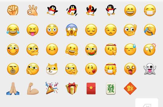 微信表情是什么意思