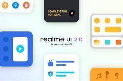 基于Android 11 打造 realme UI 2.0发布,X50 Pro系列尝鲜