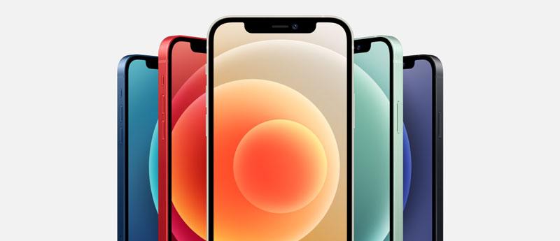 一张图回顾苹果iPhone 12系列新品发布会