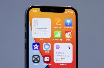 iPhone 12 / iPhone 12 Pro 真机上手图赏