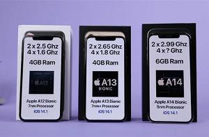 iPhone 12 Pro运行速度测试:比11 Pro和XS明显快