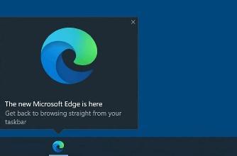 微软开始弹窗引导用户使用edge浏览器