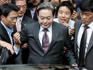 已故三星会长李健熙任内 公司市值增长76倍