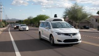 Waymo自动驾驶车辆已行驶近千万公里,共发生18起小型事故