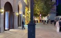 武汉街头的路灯能为手机无线充电 官方:免费开放