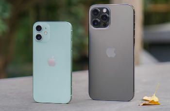 IPhone 12 mini / Pro Max 评测:外观相近,两个极端