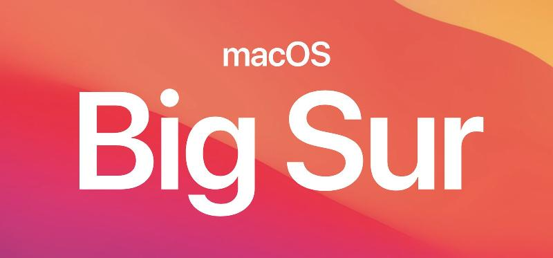 macOS Big Sur正式版将于11月13日推送