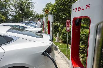 特斯拉上海超级工厂计划2021年生产55万辆汽车