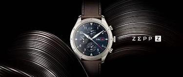 Zepp全球发布Zepp Z旗舰智能腕表