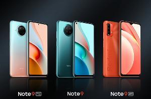 Redmi Note 9系列骁龙662、天玑800U和骁龙750G性能差距多大?
