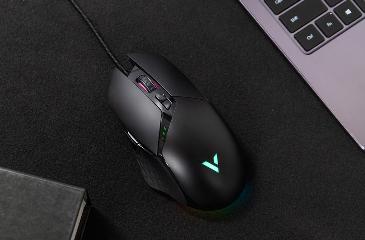 雷柏VT30幻彩游戏鼠标评测,襄助玩家掌控游戏战局