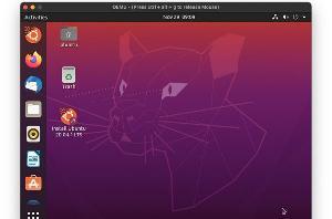 安装Windows 10成功后:M1 Mac运行Ubuntu也实现了