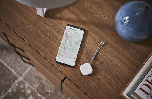 """三星或在后续推出一款追踪器名为""""Galaxy Smart Tag"""""""