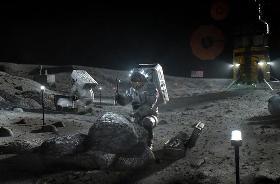 NASA希望私企在月球取土,有公司仅报价1美元