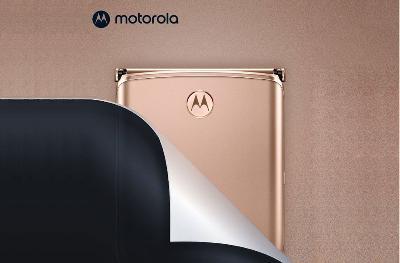 无折痕!摩托罗拉新款5G折叠屏明天上市