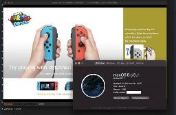 苹果Mac成功运行Switch马里奥游戏
