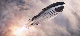 马斯克: SpaceX 超重型火箭将在几个月后进行试飞
