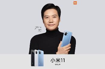 网友换上雷军签名版小米11:iPhone 12下岗