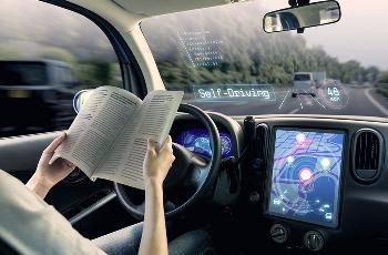 彭博:苹果自动驾驶汽车处于起步阶段 至少5年后才能问世