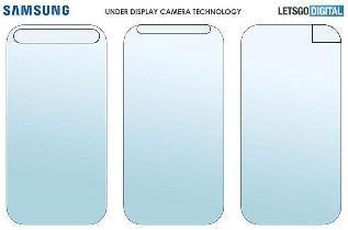 三星专利揭示如何打造显示屏下摄像头