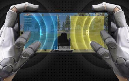 """黑鲨高管:iQOO 7""""屏下双控压感""""和黑鲨双区屏幕压感技术极为相似"""