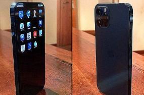 绝密版iPhone 12真机曝光 运行的竟不是iOS