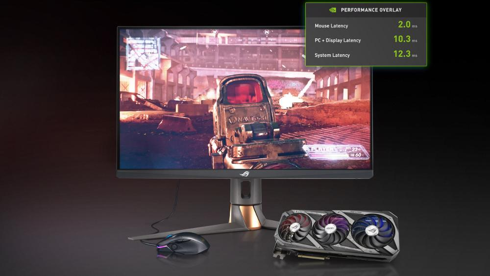 华硕推出升级版游戏显示器:刷新率极高可达 240Hz