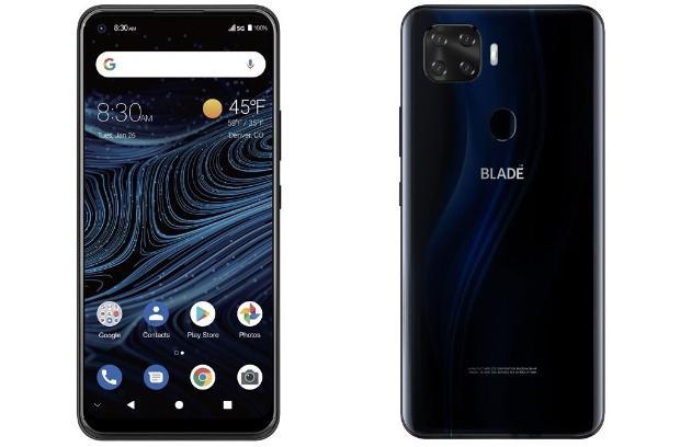 中兴海外发布 Blade X1 5G 手机:骁龙 765G 芯片,售价约 2490 元