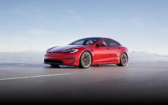 特斯拉官方微博:新款Model S和新款Model X正式上线