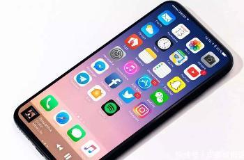 最新爆料:苹果正在测试新机型,告别刘海屏