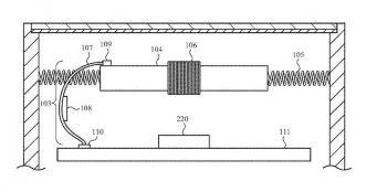 苹果Apple Watch新专利曝光:可通过电池震动来提供触觉反馈