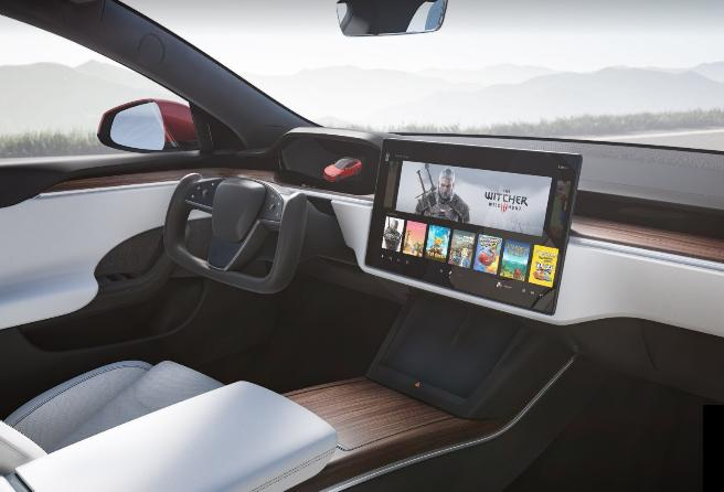 让驾驶越来越傻瓜化 新的特斯拉Model S/X没有换挡机构
