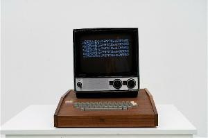 乔布斯亲手制作:最贵台式机Apple 1亮相,至少150万美元