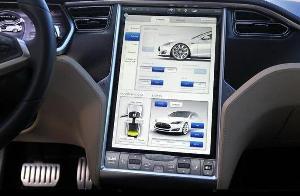 因触摸屏问题,特斯拉召回超13万辆Model S和Model X