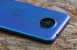 诺基亚1.4发布:更新为Android 11 Go 采用奥利奥式摄像头