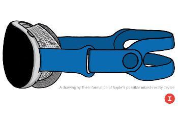 苹果虚拟现实设备新消息:头带可换 价格不低