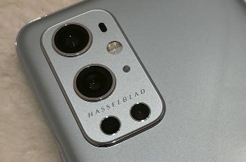 OnePlus与哈苏合作!一加9 Pro真机照曝光:四摄