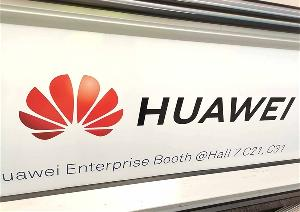 华为丁耘:华为承建的运营商5G网络体验排名第一