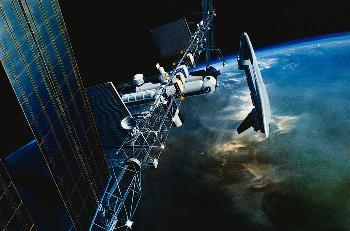 俄罗斯解密太空大炮照:唯一在太空中开过火的武器