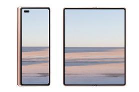 华为Mate X2新一代折叠屏旗舰今日发布 采用内折方案
