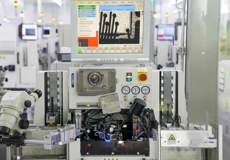日媒:半导体二手设备不受美国限制,中国厂商正大量买入