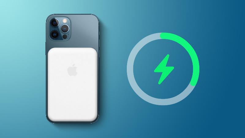 爆料:苹果 iPhone 12 MagSafe 充电背夹将具备反向充电功能