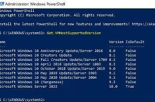 微软:Windows Server 2022进入预览阶段