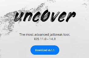 Unc0ver v6.1.1发布:iOS 14.3以下iPhone均可越狱