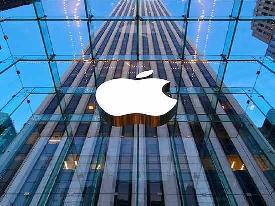 苹果股价大跌4% 市值今年首次跌破2万亿美元