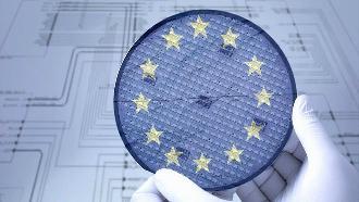 """欧盟规划:2030年之前,""""欧洲制造""""芯片的价值占全球的20%"""